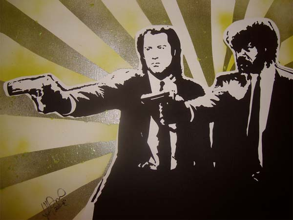 Vincent & Jules - Pulp Fiction